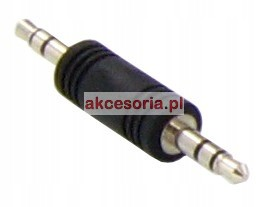 Adapter Mini JACK 3,5mm WT. - Mini JACK 3,5mm WT.